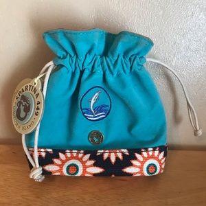 Spartina 449 Tybee Keepsake Drawstring Bag